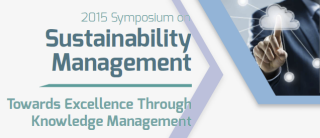Symposium on Sustainability Management  – Towards Excellence through Knowledge Management
